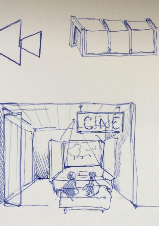 Cine Garage Concept
