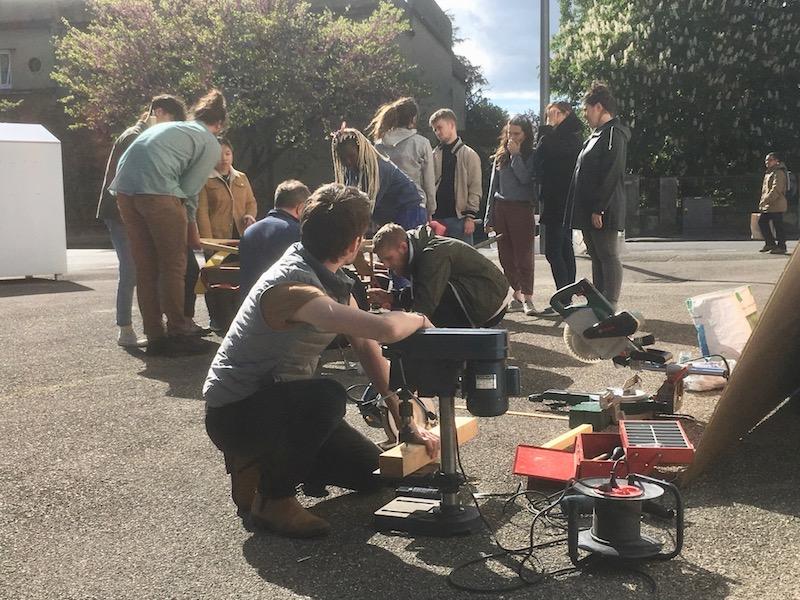 Atelier participatif